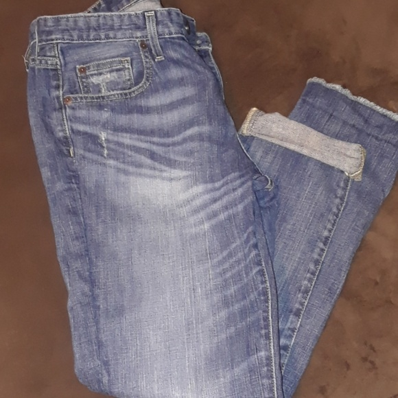 Mossimo Supply Co. Denim - Mossimo Crop Jeans